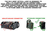 MOST Fiber Optic Optical Loop Bypass Female or Male Adapter for Audi, Porsche, VW, BMW, Mercedes