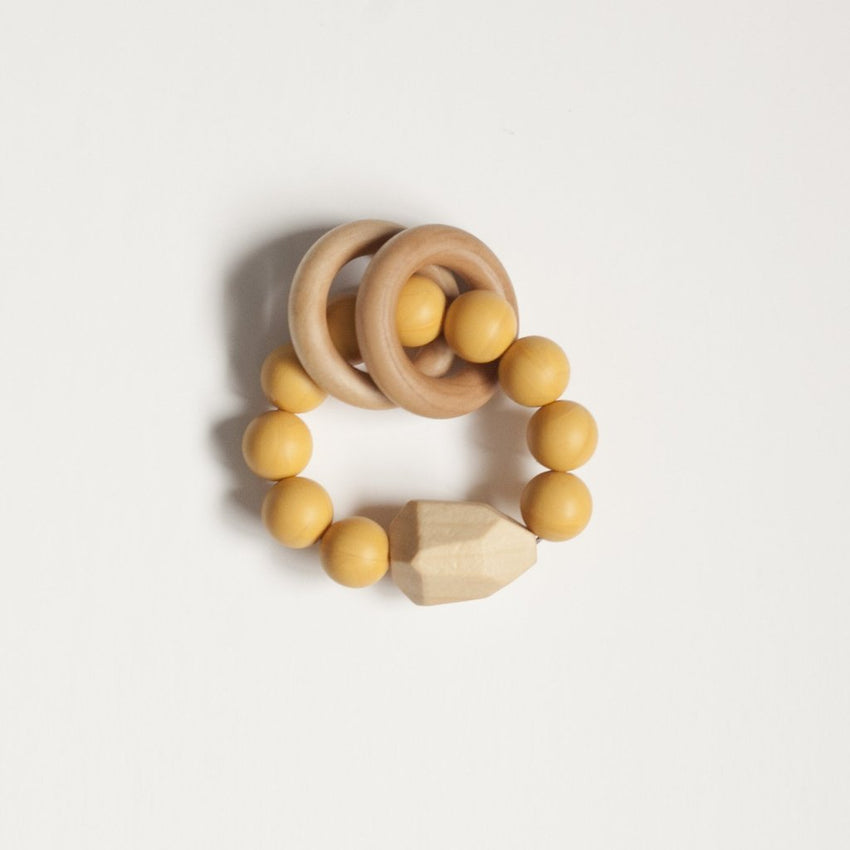 The Henry - Teething Ring // Merigold