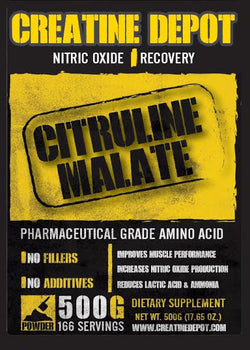 Creatine Depot Citruline Malate 1000 grams