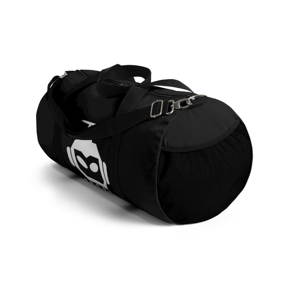 ROC OUT Black Duffel Bag - Roc Out