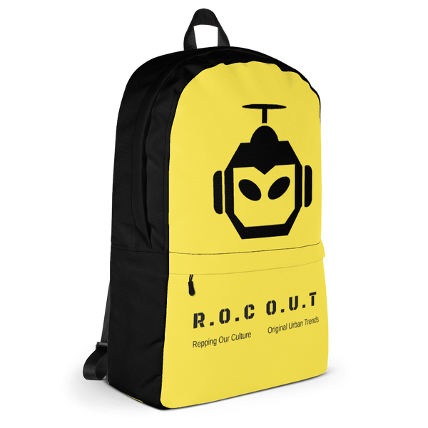 Backpack Yellow - Roc Out
