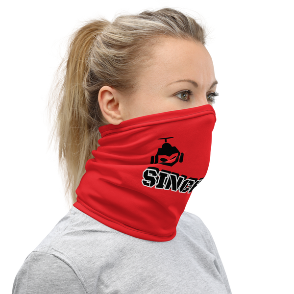 Since 2020 ROC OUT Face Mask (Red) - Roc Out