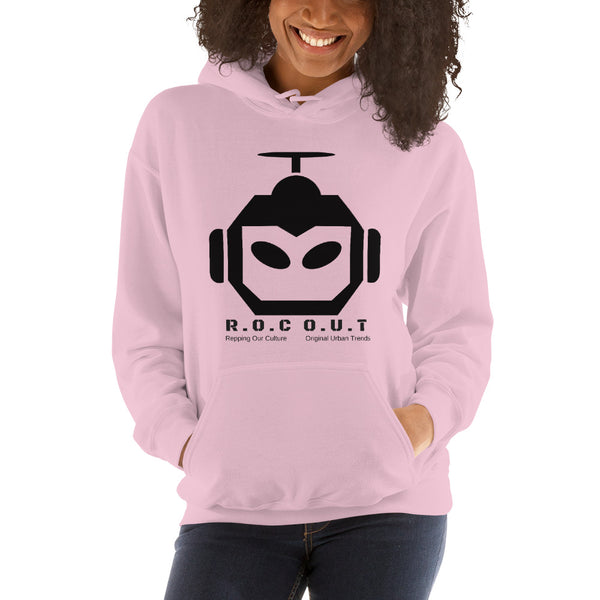 Unisex Heavy Blend Hoodie - Roc Out