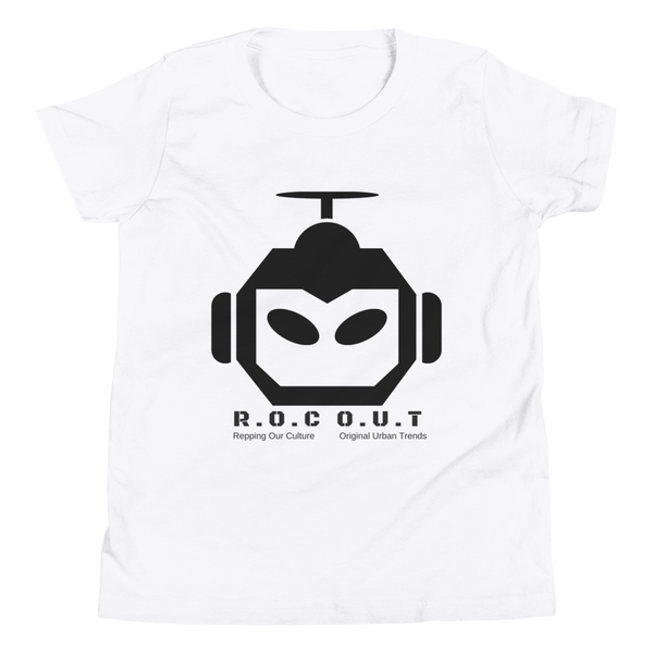 Youth Short Sleeve T-Shirt - Roc Out