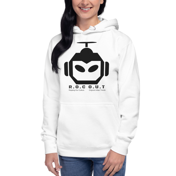 Unisex Premium Plus Blend Hoodie - Roc Out