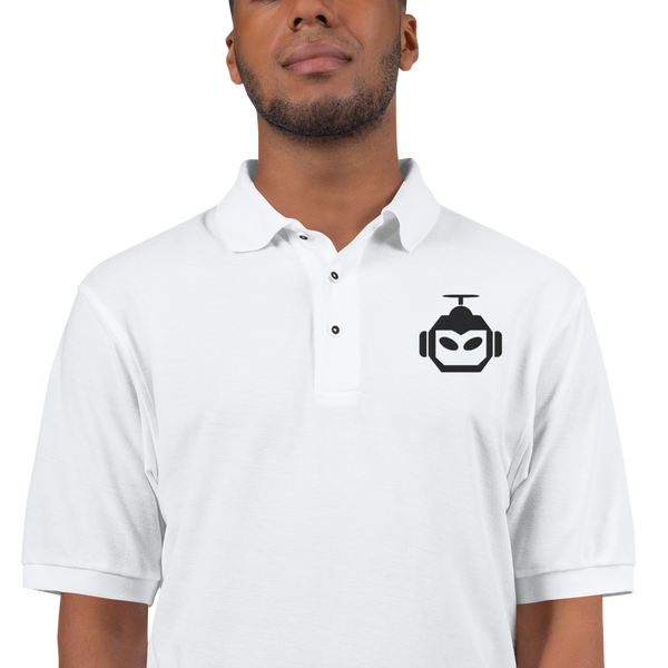 Men's Premium Polo - Roc Out