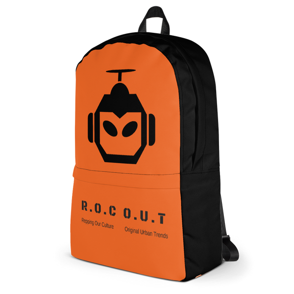 Backpack Orange - Roc Out
