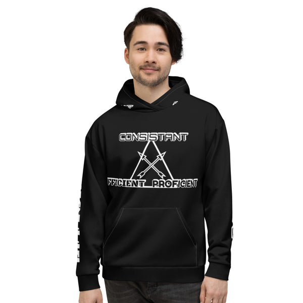 CONSISTANT/EFFICIENT/PROFICIENT Hoodie - Roc Out