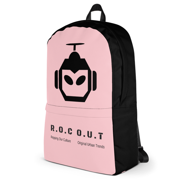 Backpack Pink - Roc Out
