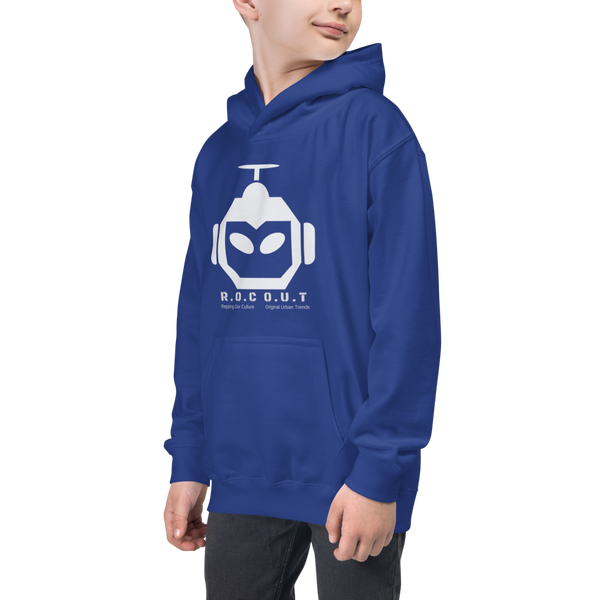 Kids Hoodie - Roc Out