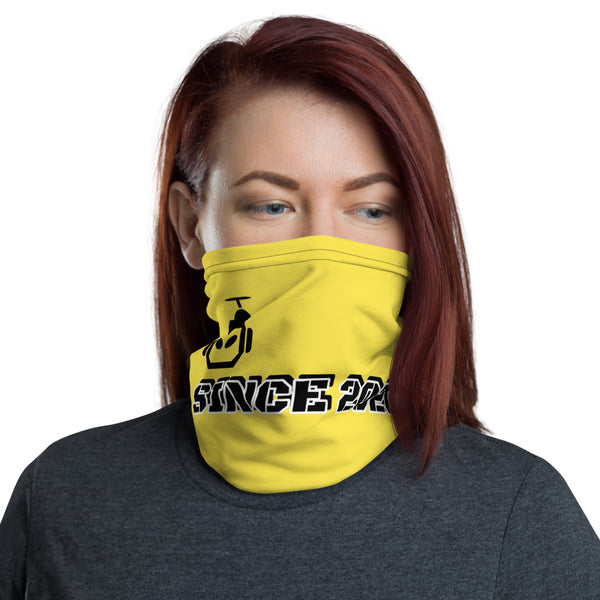 Since 2020 ROC OUT Face Mask (Yellow) - Roc Out