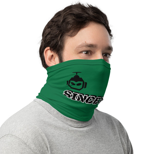 Since 2020 ROC OUT Face Mask (Green) - Roc Out