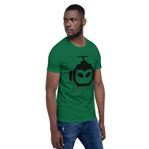 Short-Sleeve Unisex T-Shirt - Roc Out