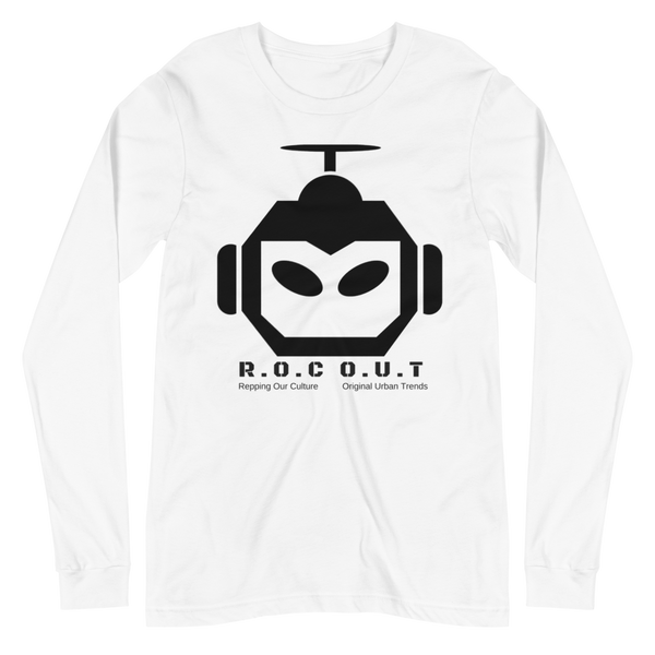 Unisex Long Sleeve Tee - Roc Out