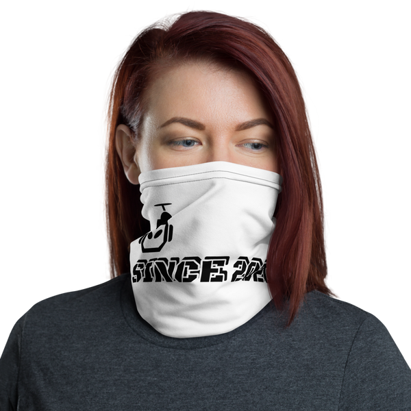Since 2020 ROC OUT Face Mask (White) - Roc Out