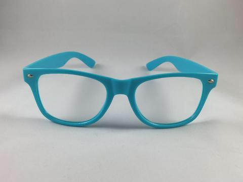 Diffraction Glasses - Blue