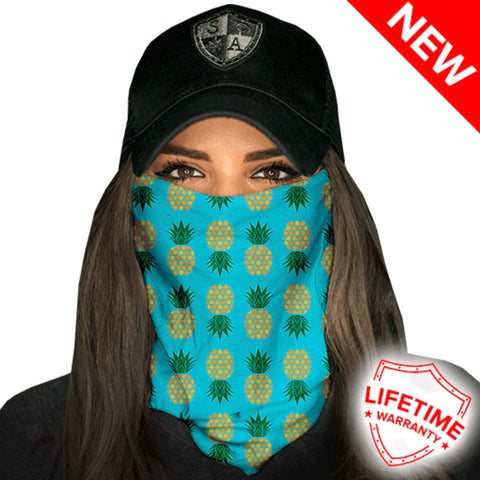 Face Shield - Pineapple Life