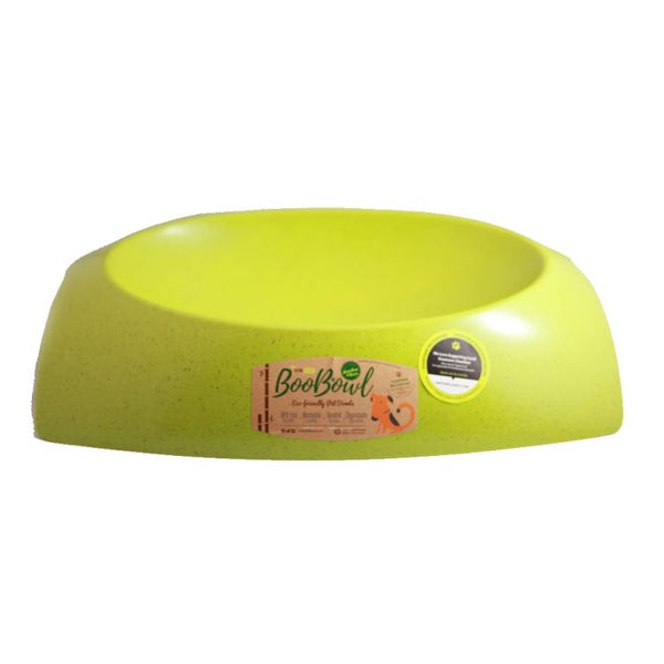 DefinePlanet BooBowl Oval Cat Green