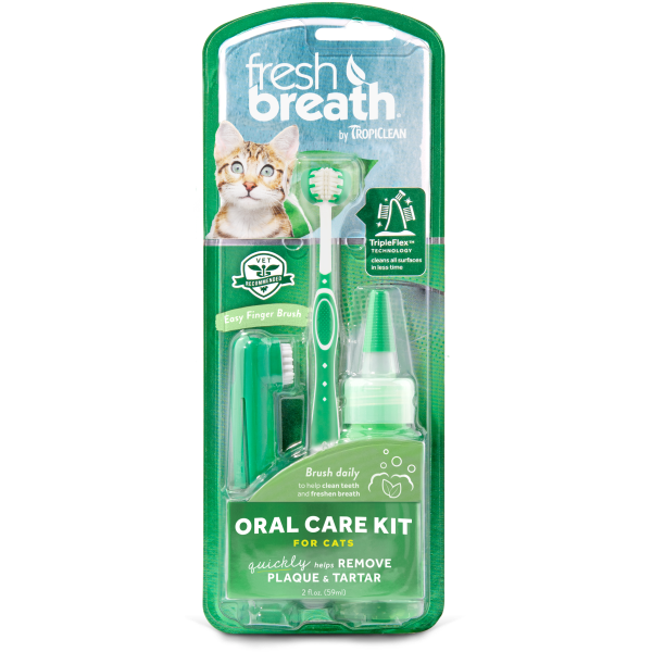 Cat Oral Care Kit