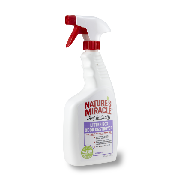Natures Miracle Litter Box Odor Destroyer