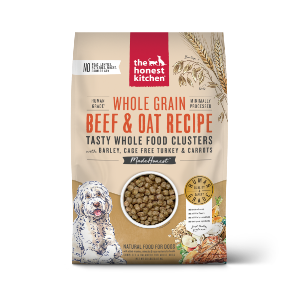 Honest Kitchen Whole Food Clusters with Whole Grain