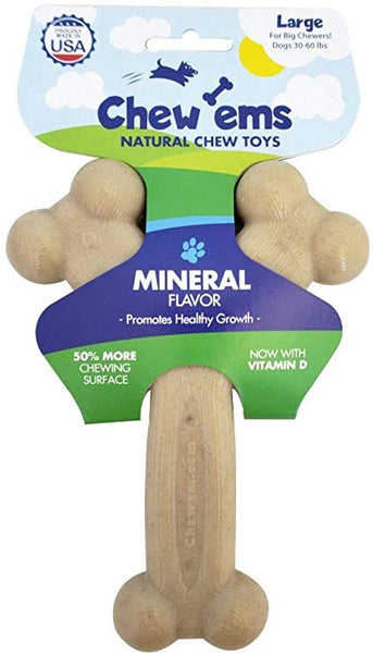 Chew ems Natural Chew Toy