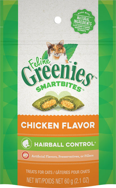 Greenies Hairball Control