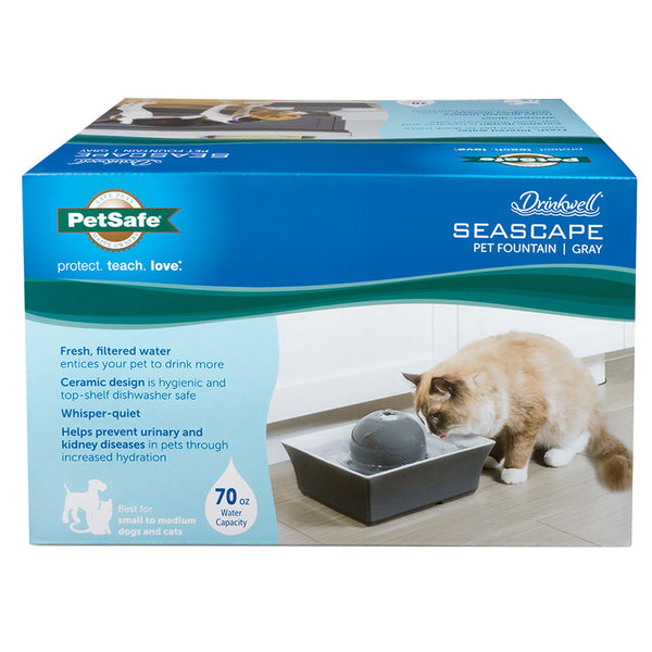 PetSafe Drinkwell Seascape Fountain