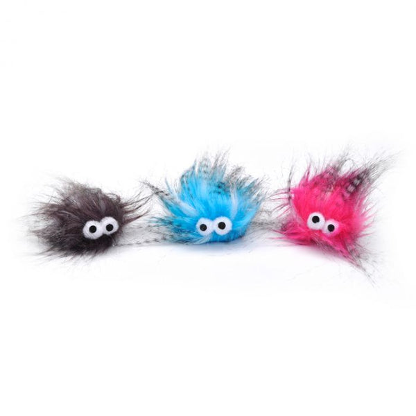 Turbo Plush Monsters