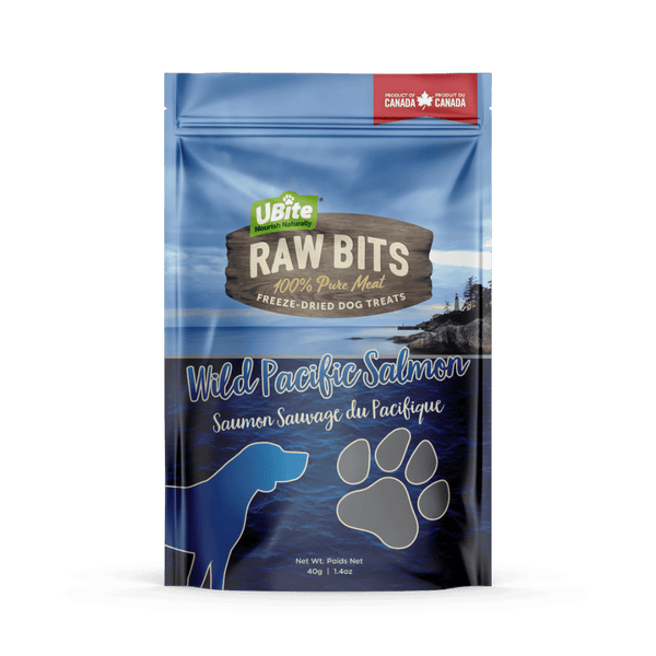 UBITE RAW BITS Dog Treats