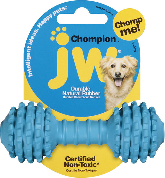JW Rubber Chompion
