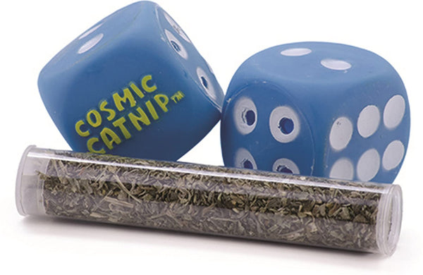 Catnip Shooter Dice