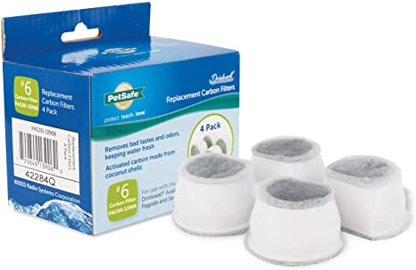 Drinkwell Charcoal Filter for Ceramic Fountain