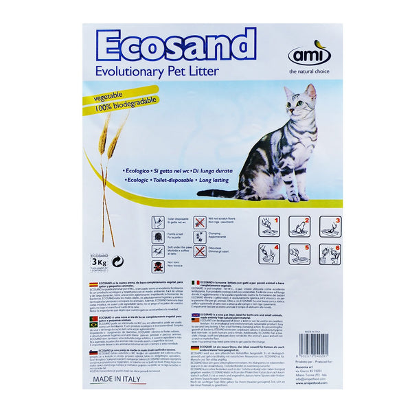 Ami Ecosand Cat Litter