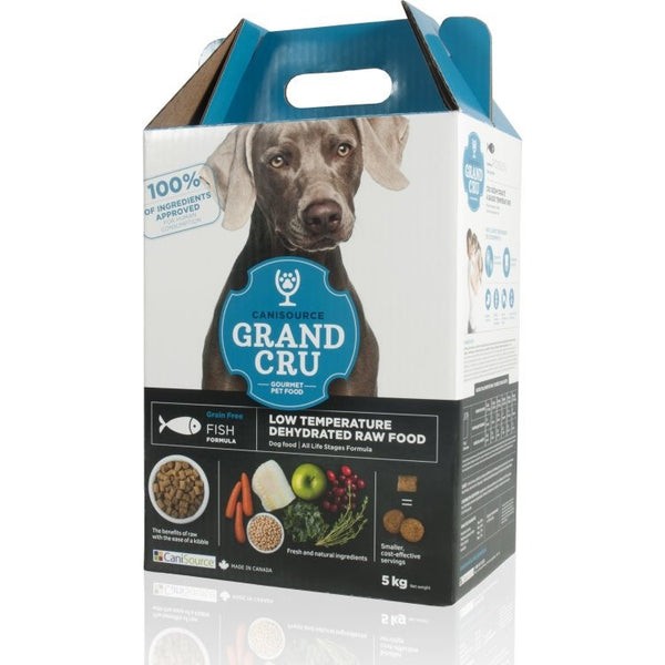 Dog Grand CRU Fish Formula