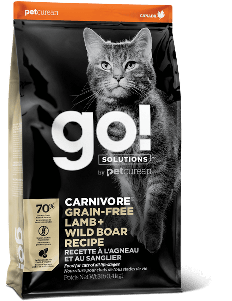 Petcurean GO! Cat Dry