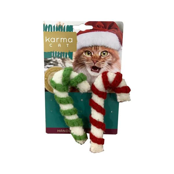 Karma Cat Candy Cane