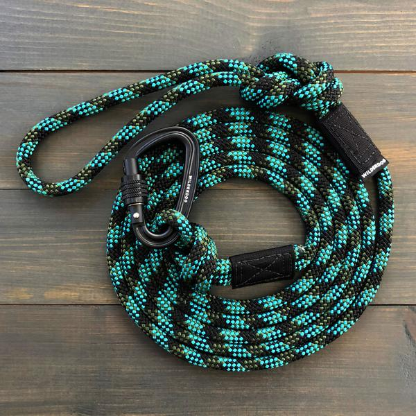 Wilderdog Leash Big Carabiner Clip