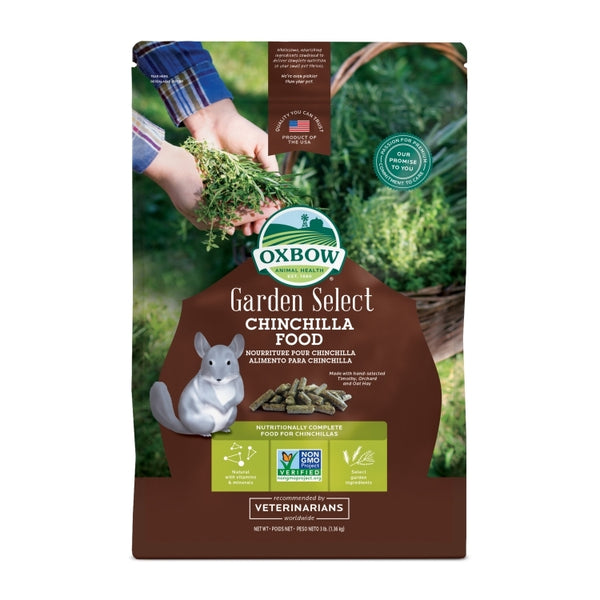 OXBOW Garden Select Chinchilla 1.36kg