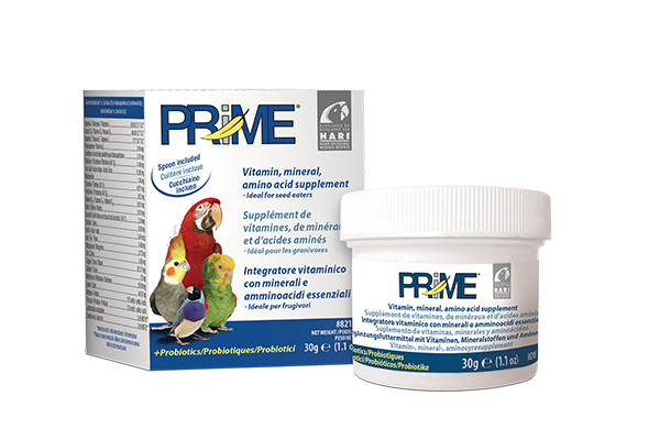 Prime Vitamin Supplement 30g