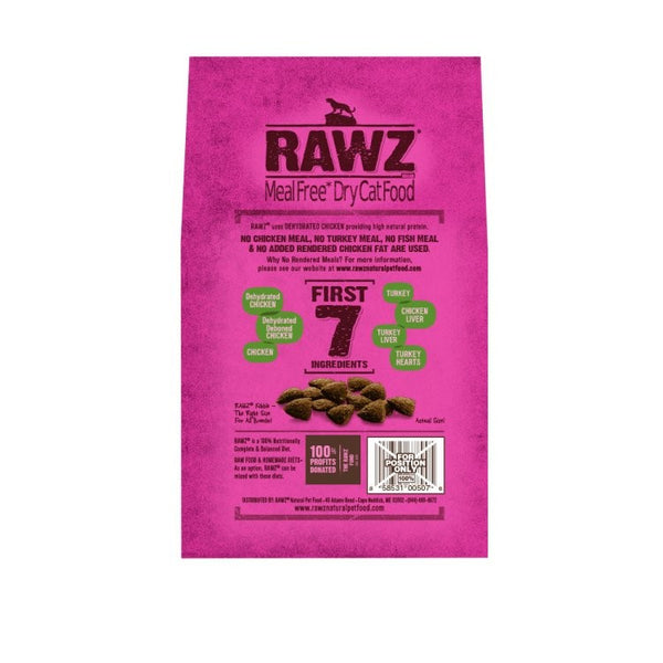 RAWZ Cat Grain-Free Chicken 794g.