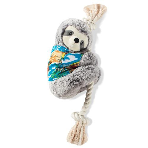 Slowin Down For Summer Sloth on a Rope