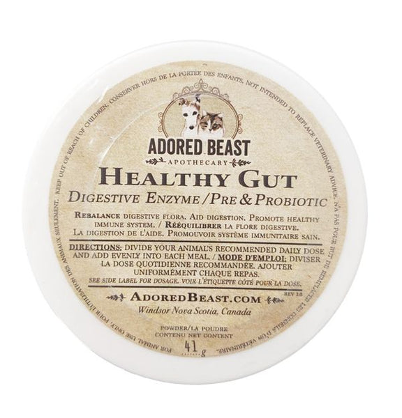 Adored Beast Healthy Gut Digestive Enzyme
