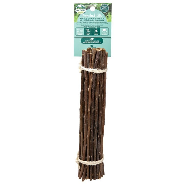 OXBOW Apple Stick Bundle