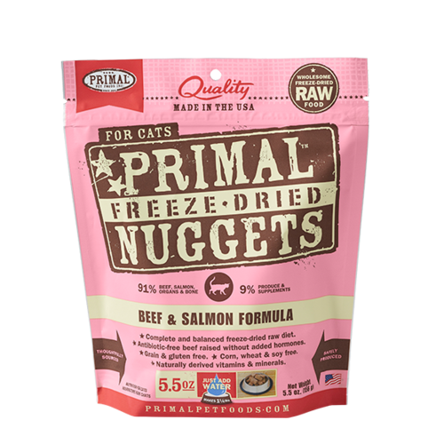 Primal Freeze Dried Feline Formula