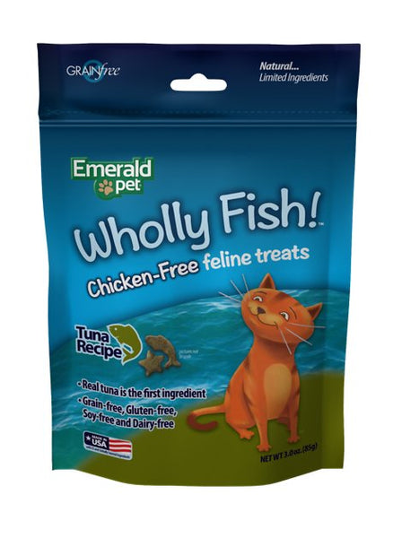 Emerald Pet Feline Treats 3oz