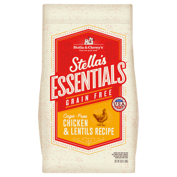 Stella's Essentials Dog Kibble
