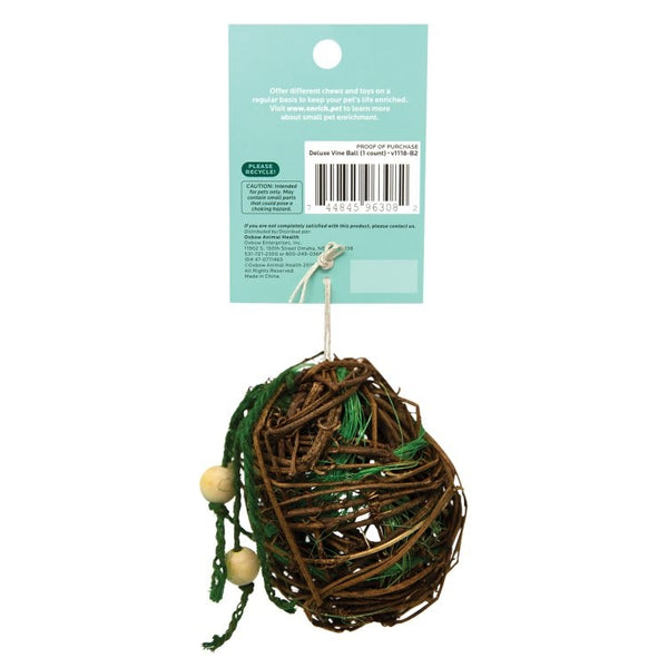 OXBOW Deluxe Vine Ball