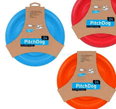 Pitch Dog Game Flying Disk