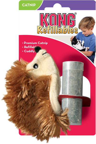 Hedgehog | Catnip Refillable
